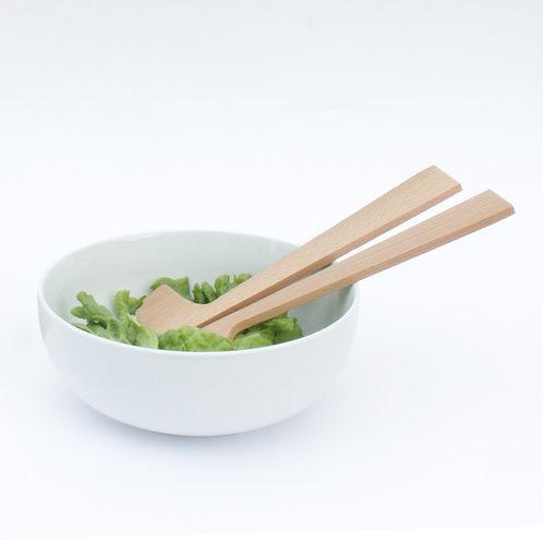 Couverts à salade Du bout des feuilles