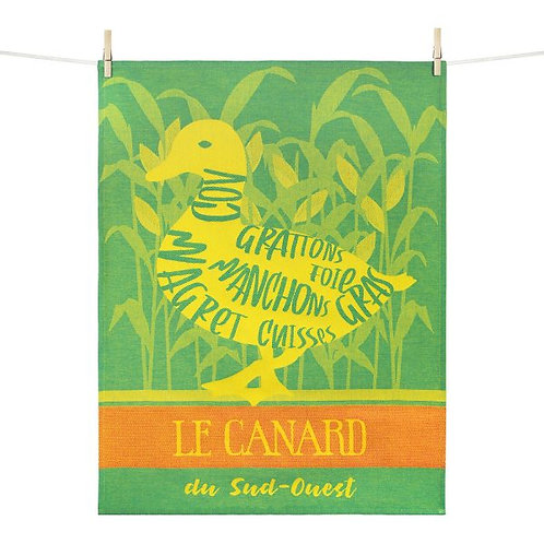 Torchon Canard du Sud-Ouest