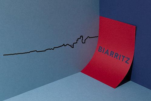The Line Biarritz noire