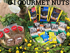 G I GOURMET NUTS