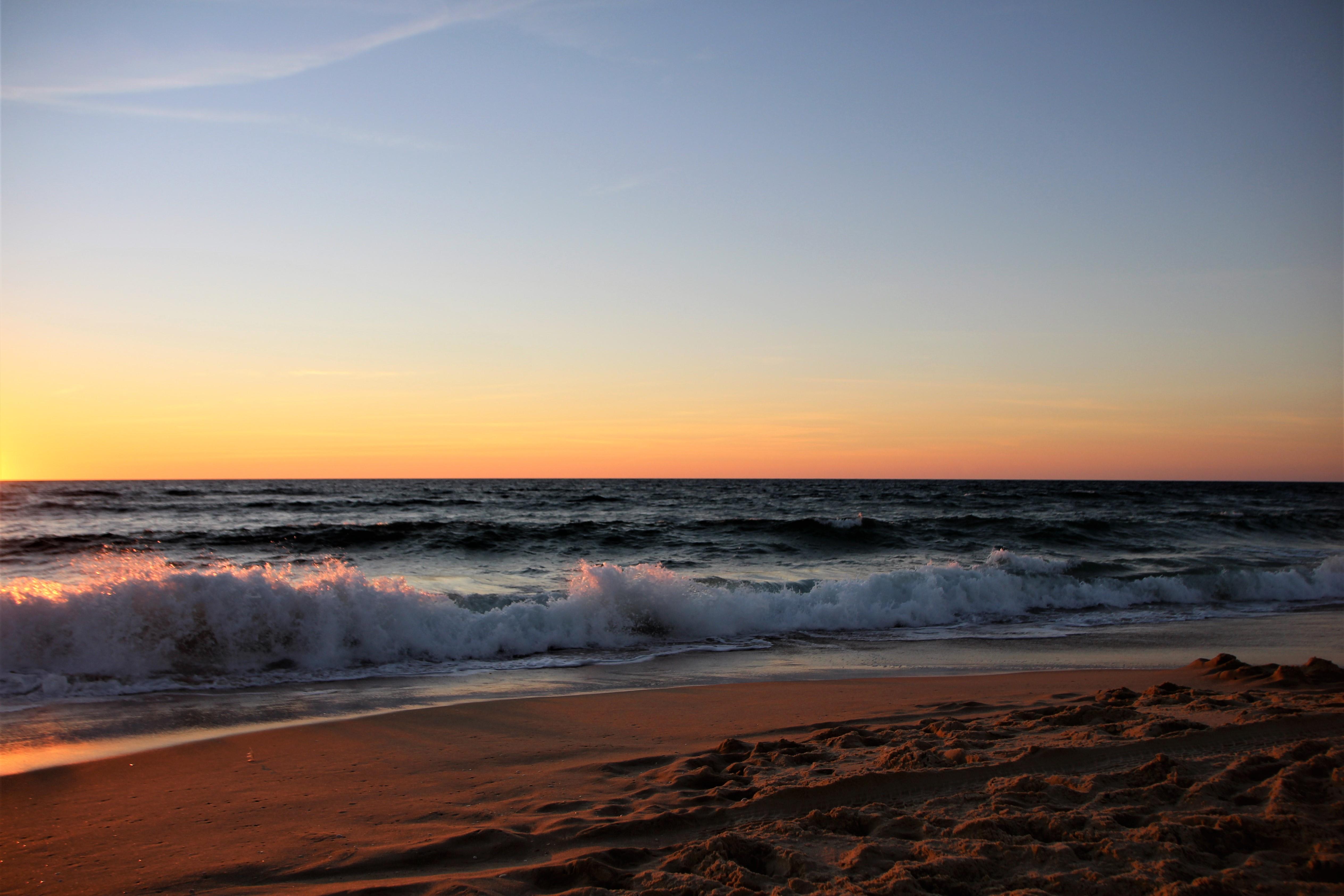 Crépuscule au Cap Ferret