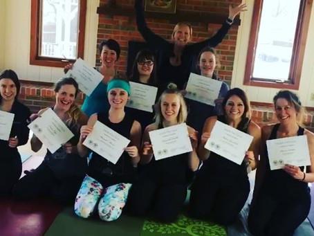 Yoga Teacher!