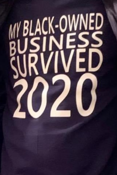 My Black-owned Business Survived 2020