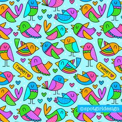 RainbowBirds_with Tag