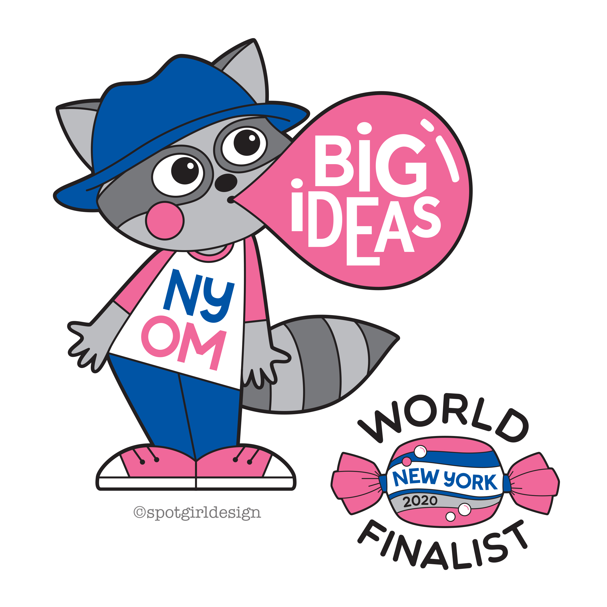 NYSOMA Big Idea Logo