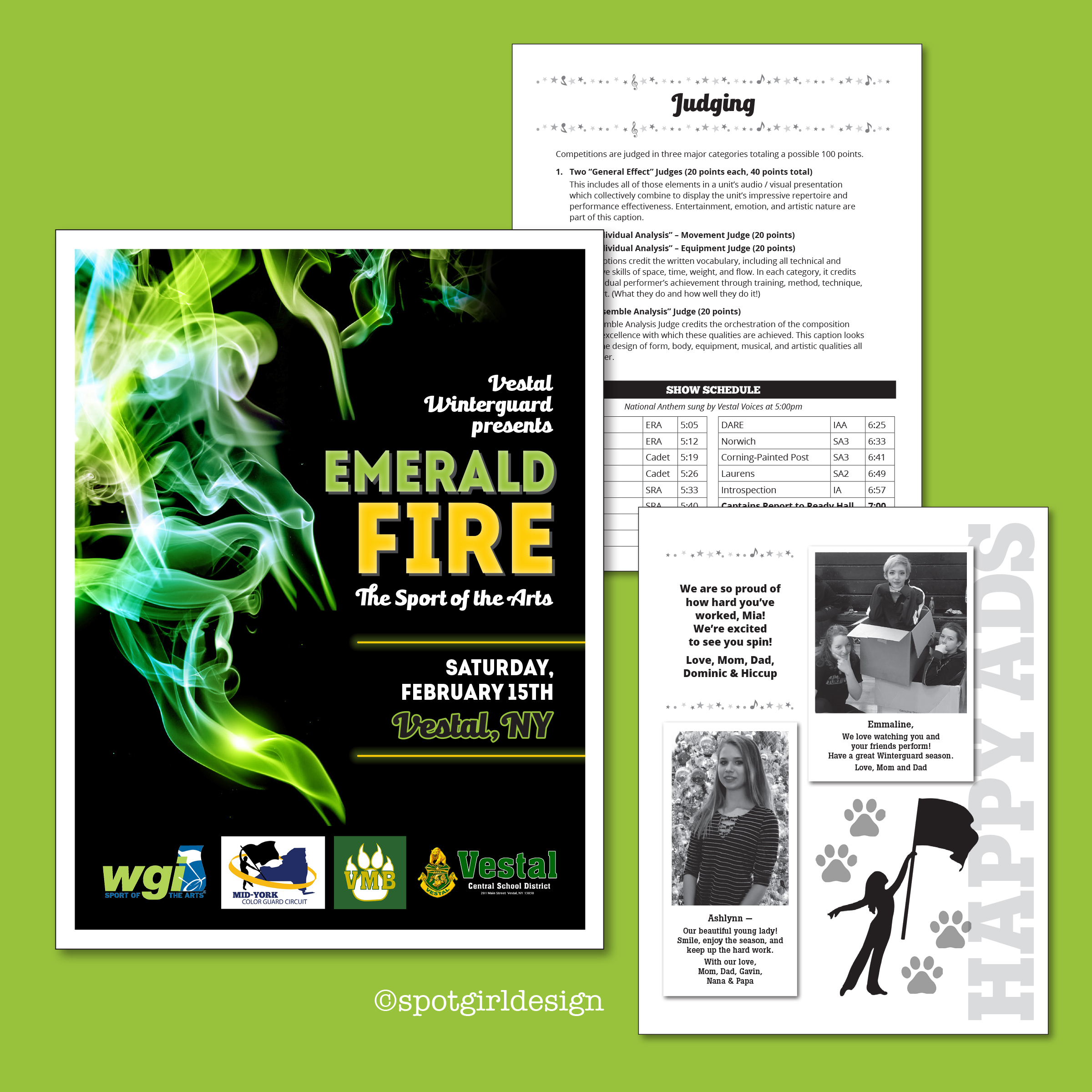 Emerald Fire Program