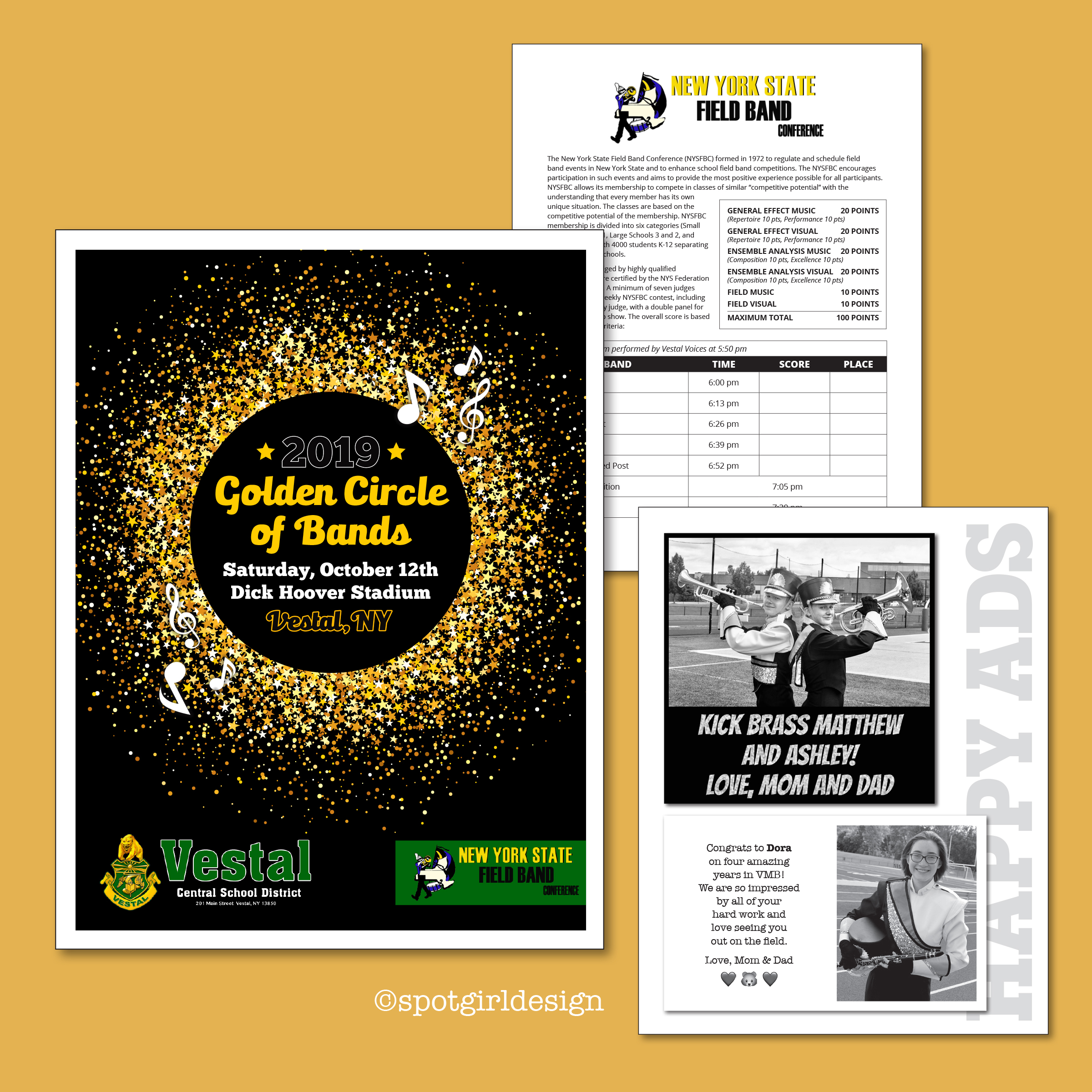 Golden Circle Program