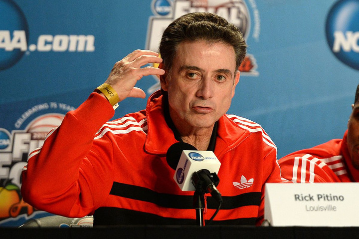 And, Now, Rick Pitino Speaks...