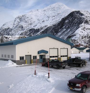 USCG, Valdez Alaska