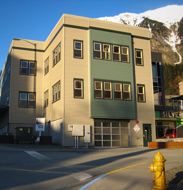 Commercial Office, Juneau Alaska