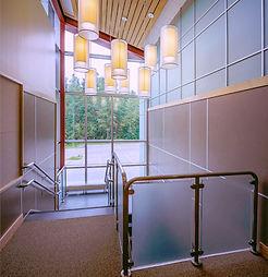 Auke Bay Elementary School Interior