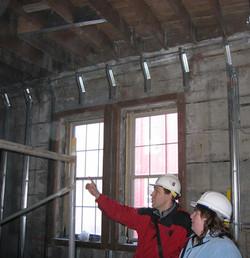 Existing Building Survey, Construction Administration