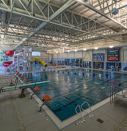 CBJ DPAC Pool, Aquatic Center, Juneau Alaska