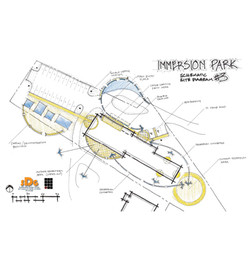 Central Council, Immersion Park Masterplanning