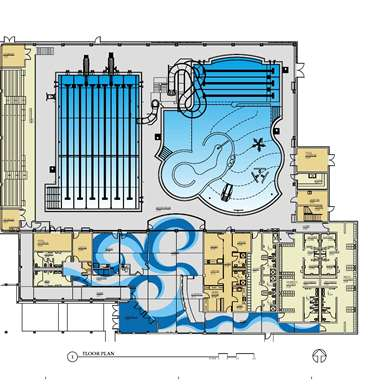 CBJ DPAC Pool, Aquatic Center, Planning
