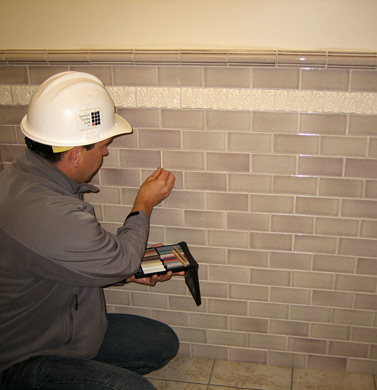 Tile and Grout Coordination, Construction Administration