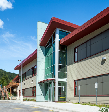 CBJSD Auke Bay Elementary School Renovation, Juneau Alaska