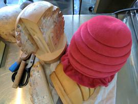 Beehive Hat Block