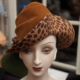 Leopard Adele - new for Open Studios Tou