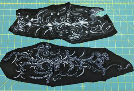 Bead & Sequin Panels