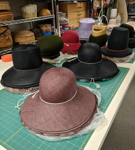 Blocked Hats