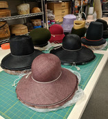 Blocked Hats
