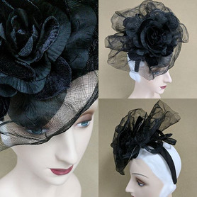 Evening Headpiece