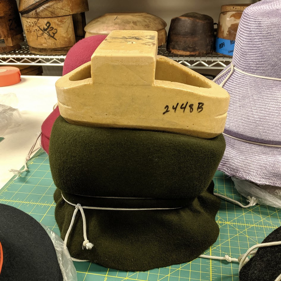 Military Style Pillbox