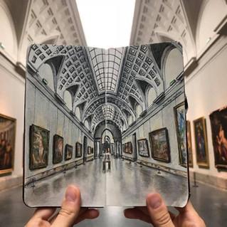 Museo Nacional del Prado (interior)