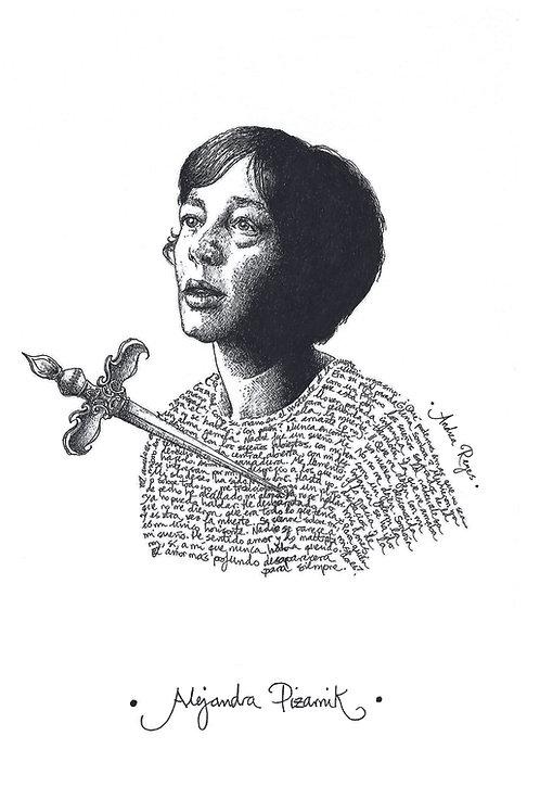 Alejandra Pizarnik (nº4)