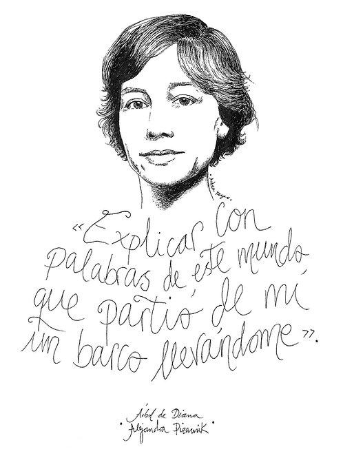 Alejandra Pizarnik (nº 2)