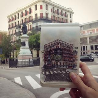 Calle Felipe IV