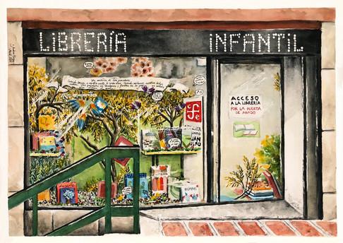 Librería Juan Rulfo (A3)
