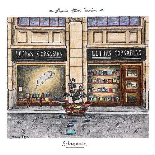 Letras Corsarias (Salamanca)