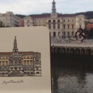 Ayuntamiento, Bilbao
