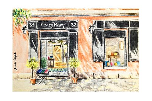 Crazy Mary (Madrid)