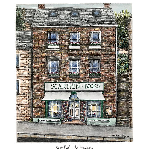 Scarthin Books (Derbyshire)