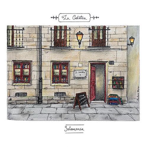 La Galatea (Salamanca)