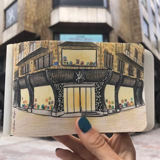 Librería Cervantes, Oviedo