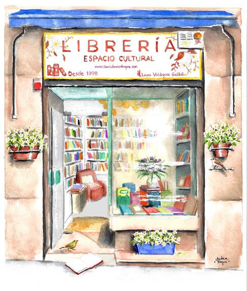 Librería Vleázquez (A4)