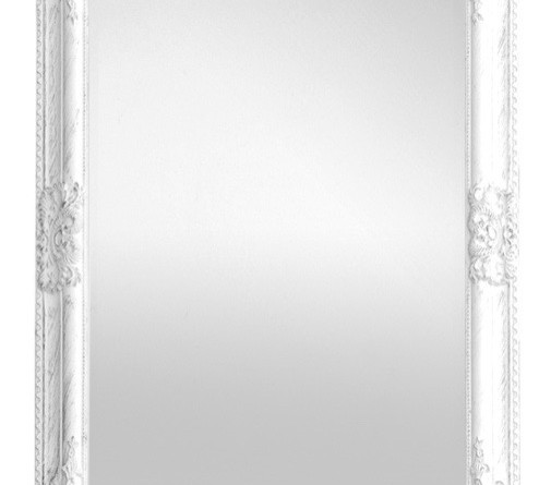 Antique White Mirror For Signs