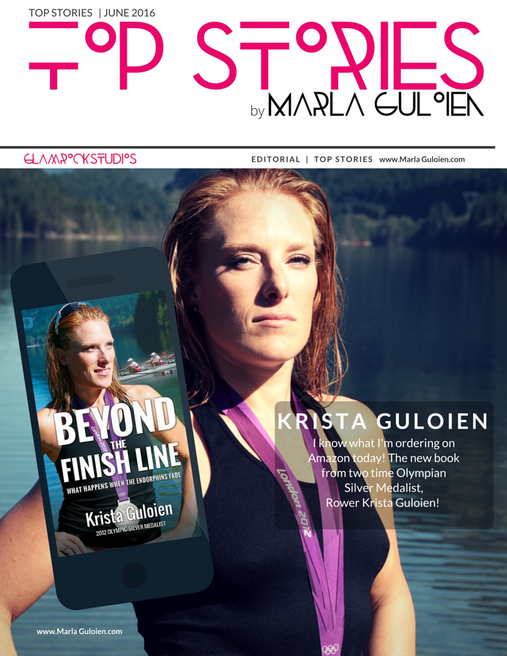 Two Time Olympian, Silver Medalist, Canadian Rower Krista Guloien Releases Her First Book, Now Avail