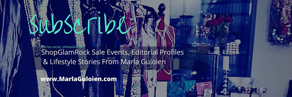 Subscribe For Style & Fashion With Marla Guloien