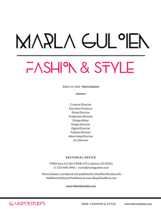 Contact Marla Guloien Editor In Chief