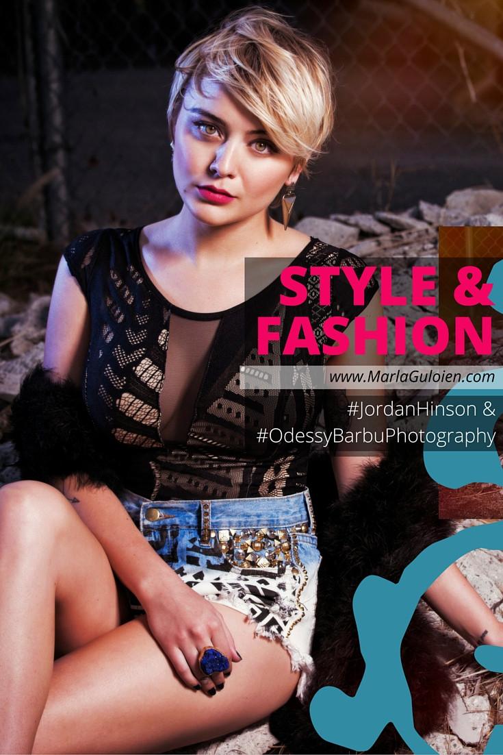 Style & Fashion With Marla Guloien & Odessy Barbu Photography | Jordan Hinson