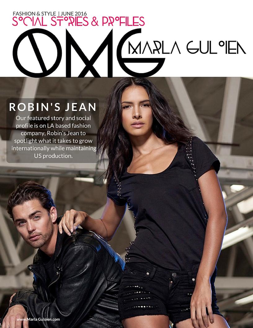 OMG Spotlight Feature June 2016 | Robin's Jean