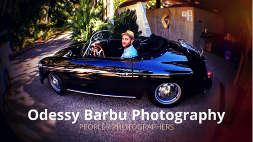 Odessy Barbu Photography | People Profiled