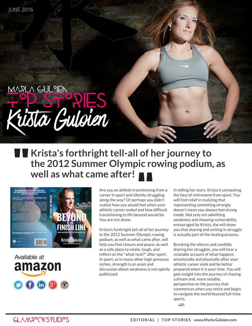 Krista Guloien On Amazon