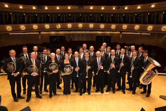 National Brass Ensemble, Gabrielli recording
