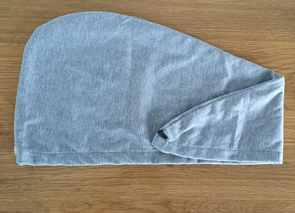 Double Sided Cotton Turban Towel